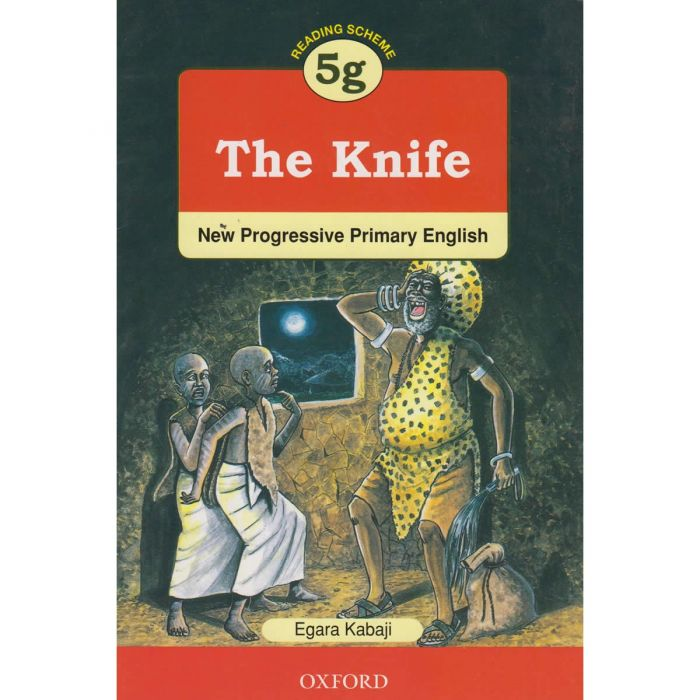 Oxford NPPE: RS. 5g - The Knife