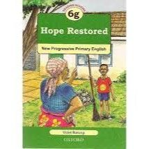 Oxford NPPE: RS. 6g - Hope Restored
