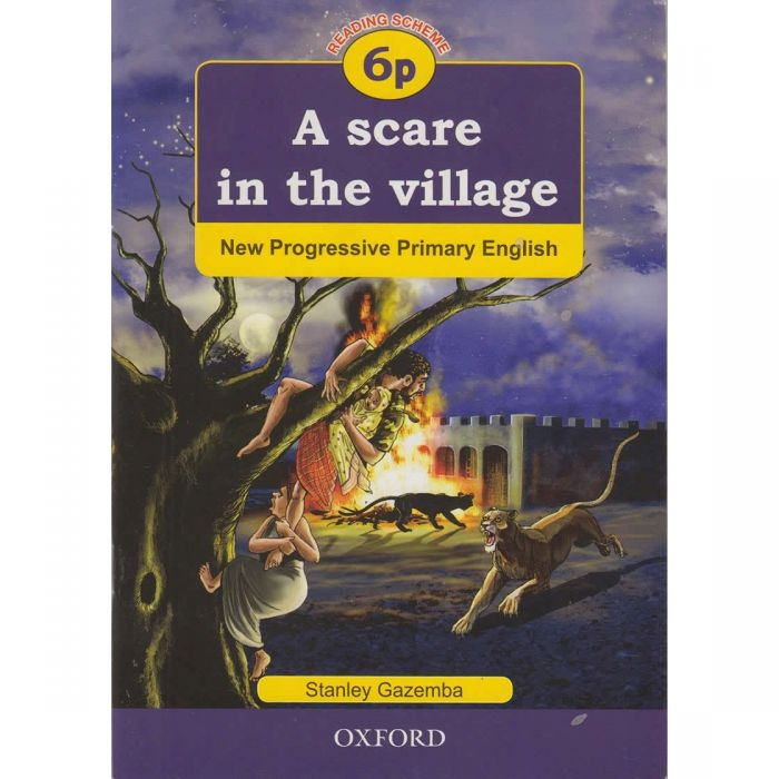 Oxford NPPE: RS. 6p - A Scare in the Village