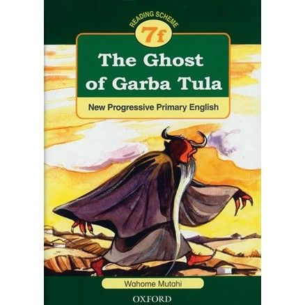 Oxford NPPE: RS. 7f - The Ghost of Garba Tula