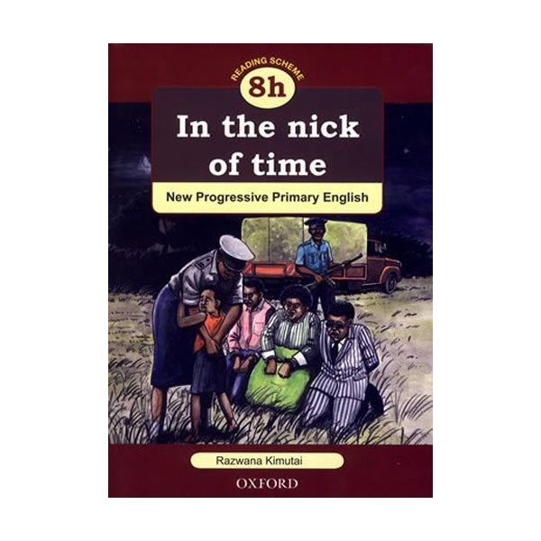 Oxford NPPE: RS. 8h - In the Nick of Time