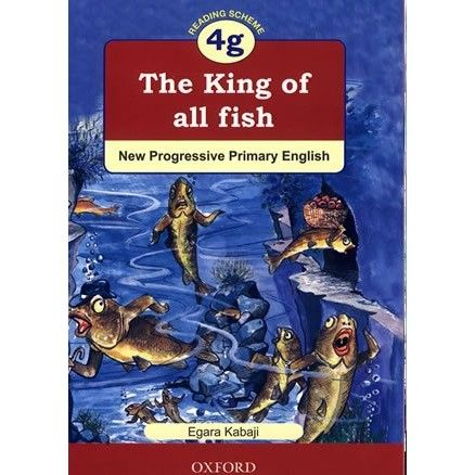 Oxford NPPE: RS. 4g - King of all Fish