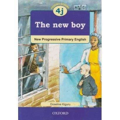Oxford NPPE: RS. 4j - The New Boy