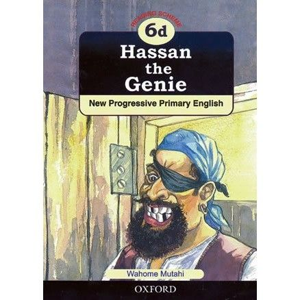 Oxford NPPE: RS. 6d - Hassan the Genie