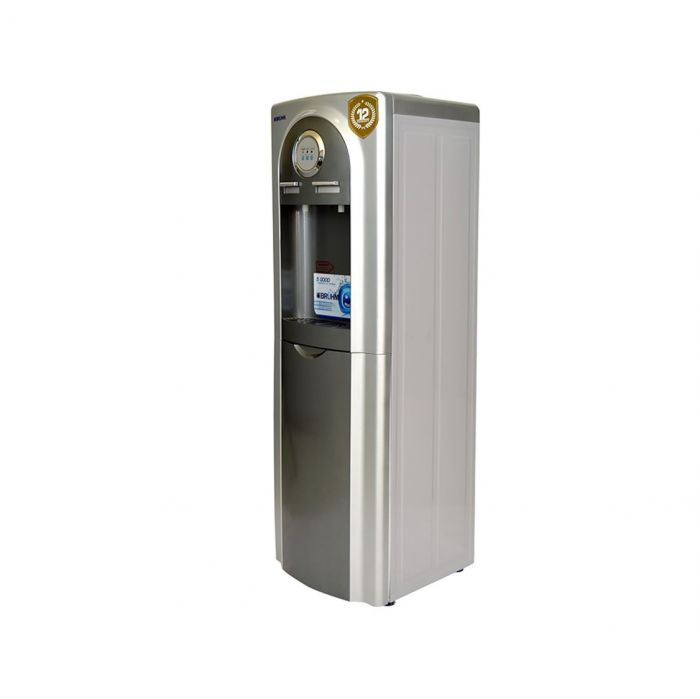 Bruhm Hot and Cold Water dispenser with electric cooling
