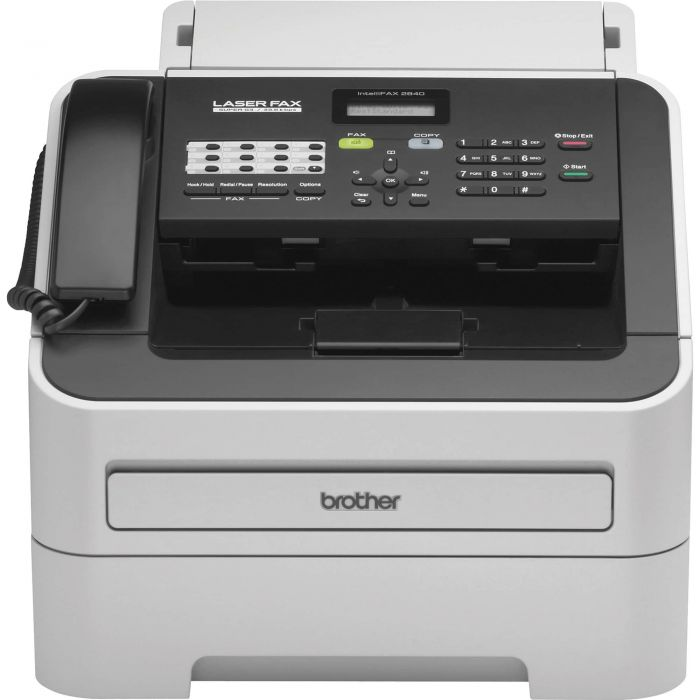 Brother FAX-2840 High Speed Fax Printer