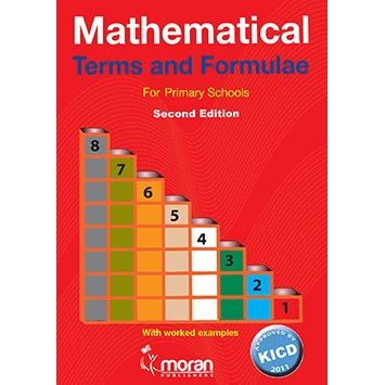 Moran Mathematical Terms and Formulae for Primary Schools