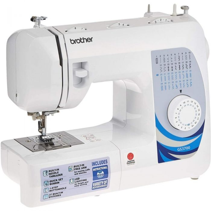 Brother GS3700 Electric Sewing Machine