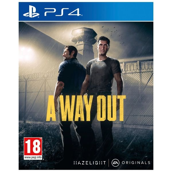 A Way Out Game for PS4