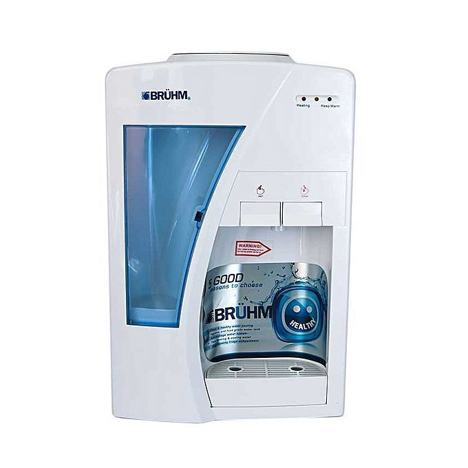 Bruhm Hot and Normal table top water dispenser