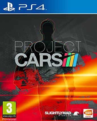 Project Cars game for PS4