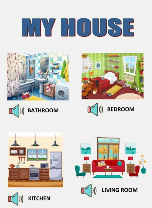 Longhorn charts: Rooms in the house [Approved]
