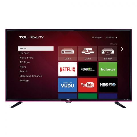 TCL 40 inch Digital Smart Full HD television