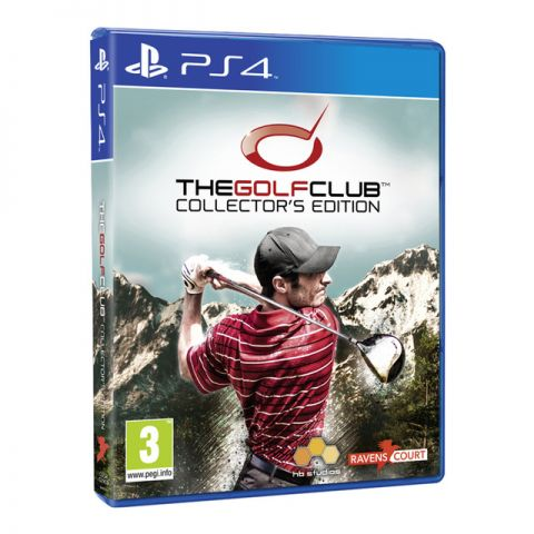 The Golf Club game for PS4