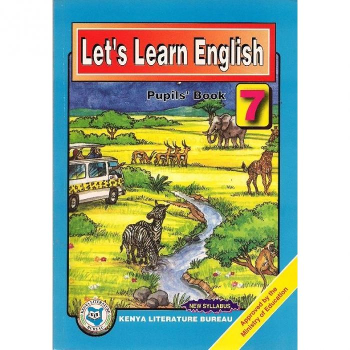 KLB Let's Learn English Std. 7 P/B [Approved]