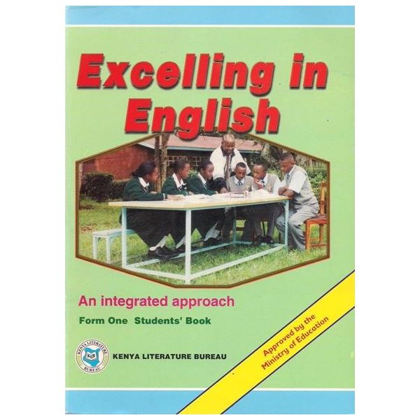 KLB Excelling In English Form 1 S/B [Approved]