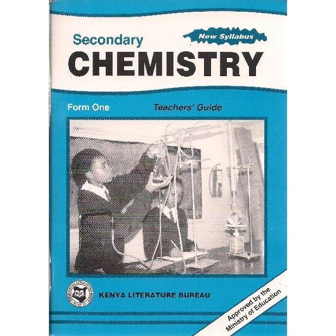 KLB Secondary Chemistry Form 1 T/G [Approved]