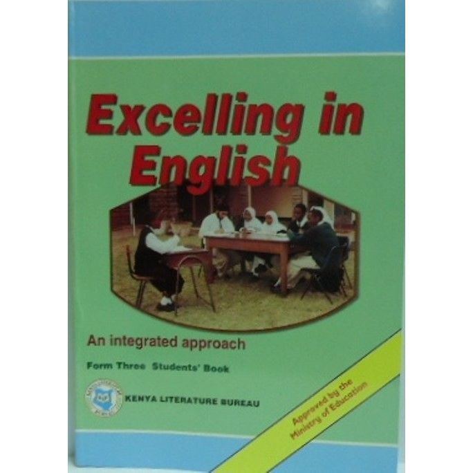 KLB Excelling In English Form 3 S/B [Approved]