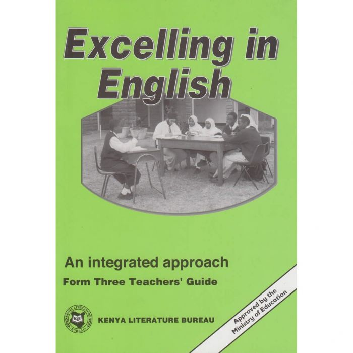 KLB Excelling In English Form 3 T/G [Approved]
