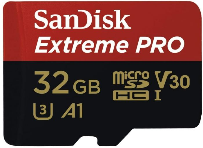 SanDisk 32GB Class 10 Memory Card- 100Mbps
